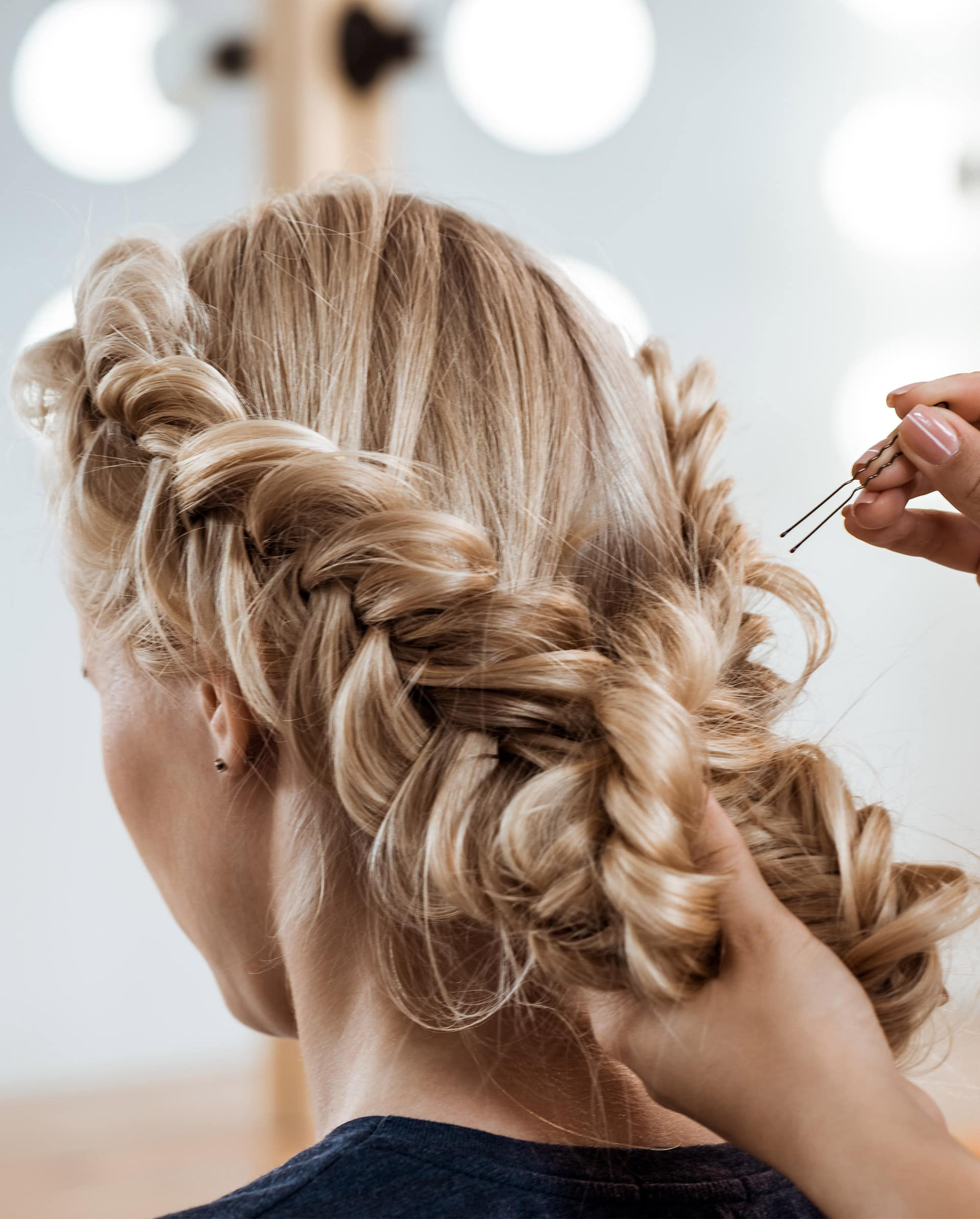 Coiffure Andrea Bal Mariage Maquillage